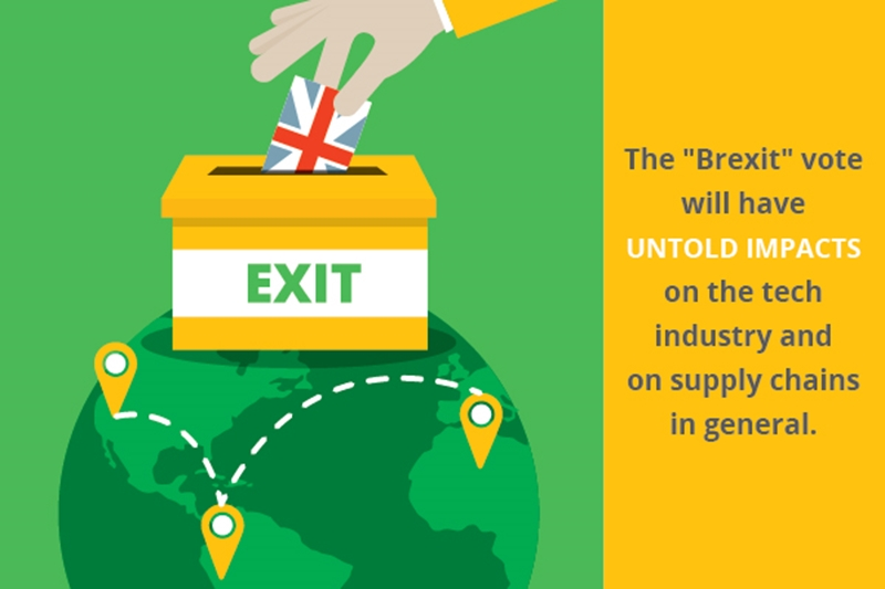 It will be important to watch how the Brexit vote impacts the supply chain.